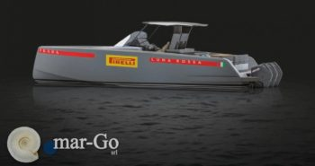 #pardo yachts partnership con luna rossa prada pirelli team